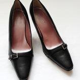 Новые Туфли женские классика 36р кожа