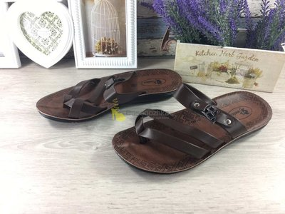 Шлепанцы купить Finelex коричневыее шлепки мужские сандалии вьетнамки тапки