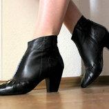 Шикарные ботильоны ботиночки Roberto Santi Италия р.39