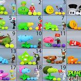 Растения против зомби | Plants vs Zombies Игровой набор Растения стреляют шариками в зомби,есть 40