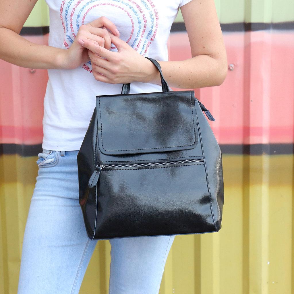 a8e44282a548 Стильный кожаный рюкзак-трансформер, новая коллекция: 979 грн - спортивные  сумки, рюкзаки в Киеве, объявление №17214577 Клубок (ранее Клумба)