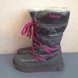 Ботинки-Сапожки Fullstop для девочки,р.33