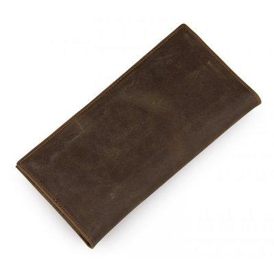 0a369227dc35 Кожаное портмоне Бесплатная доставка 100% Ручная работа 8100R мужской  кошелек натуральная кожа