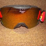 очки маска лыжная Alpina PHEOS S Doubleflex Multimirror оригинал Германия