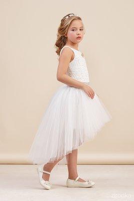 Нарядные кружевные платья-комплекты для девочек 116-146см в наличии  718  грн - нарядные платья 5a2f8297a76e4
