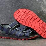 Сандалии мужские Nike dark blue
