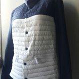 Armani exchange пуховая кофта / куртка
