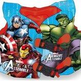 Детский надувной жилет для плавания Супергерои Халк