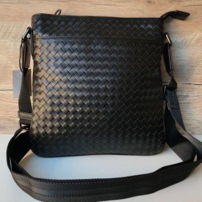 Мужская сумка через плечо Bottega Veneta Боттега
