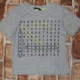 футболка Кроссворд хб Джорж 12-18мес большой выбор одежды 1-16лет