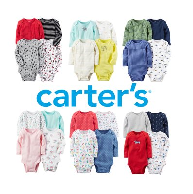 Комплект бодиков Carters боди бодик бодики бодіки бодік набор набір