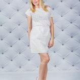 Платье летнее короткое хлопок Ткань хлопок ажур 100% хлопок Размеры 42, 44, 46, 48, 50