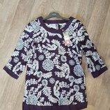 Туника блуза M&Co 12р на наш 48р
