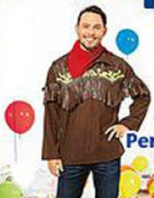 Ковбой Индеец костюм карнавальный