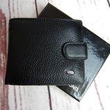 Классический мужской кожаный кошелек.Мужское портмоне. Натуральная кожа Ек18