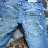 Модные джинсовые шорты на 8-10 лет , разные
