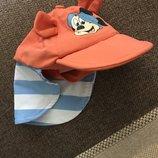 9-12 мес новая кепка панамка курортника, микки маус, унисекс