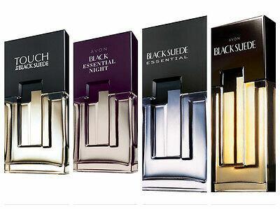 Black Suede Touch Avon для мужчин. 100мл