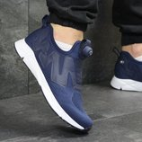 Кроссовки сетка Reebok Pump SUPREME ULTK blue