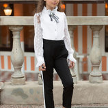 Оригинальная блузка 134-164р.