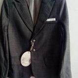 Choupette.Пиджак серый.