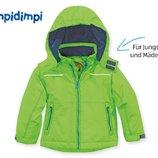 Impidimpi Мембранная термо-куртка 74-80 см Германия.