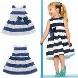 Платье - сарафан на девочек 2-5 лет