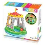 Детский надувной бассейн Intex 57122 Королевский дворец с навесом