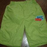 Фирменные шорты на 3-5 лет хлопок мальчику