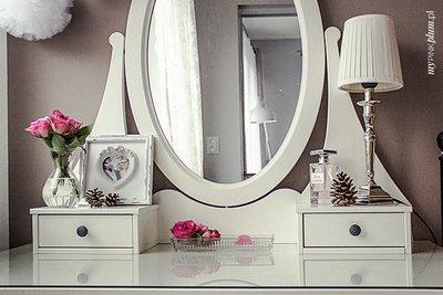 туалетный столик белый хемнэс Hemnes от икеа удачный выбор Ikea