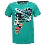 Низкая цена -супер качество Стильные футболки для мальчика Венгрия