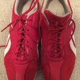 Кроссовки красные Reebok 36 размер 23 см