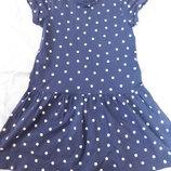 Платье George 7-8 лет хлопок
