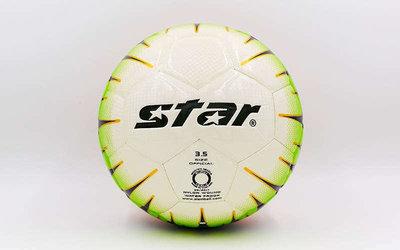 Мяч для футзала 4 Star 35000 футзальный мяч PU, клееный