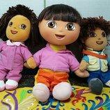 Кукла куколка лялька Даша Путешественница 3 куклы одним лотом