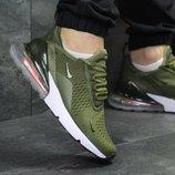 Кроссовки мужские Nike Air Max 270 green