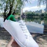 Мужские белые кеды новые 41,42,43,44,45,46 Киев в стиле adidas stan smith white