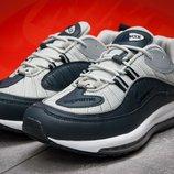 Кроссовки мужские Nike Aimax Supreme, темно-синие