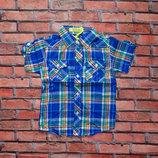 Рубашка для мальчика р. 110. Венгрия