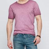 Мужская футболка фиолетового цвета LC Waikiki