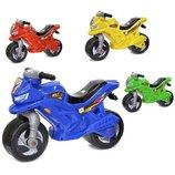 Детский мотоцикл-беговел, толокар, каталка. Орион 501