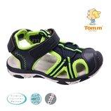 Низкая цена-супер качество Спортивные босоножки для мальчика Том.м