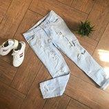 Рвані джинси zara