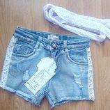 Классные шорты из стрейч джинса , Венгрия