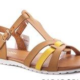 Распродажа новые летние босоножки сандалии женские коричневые 37-40р.