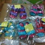 Пляжные босоножки 18-21 р, сандалии, сандалі, босоніжки, басейн, бассейн, силикон, девочку, дівчинку