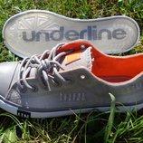 Кеды мужские Underline 41 - 46 р , серые