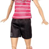 Barbie Барби карьера я могу быть Футболистка Made to Move The Ultimate Posable Soccer Player Doll