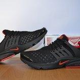Летние кроссовки Nike Presto.
