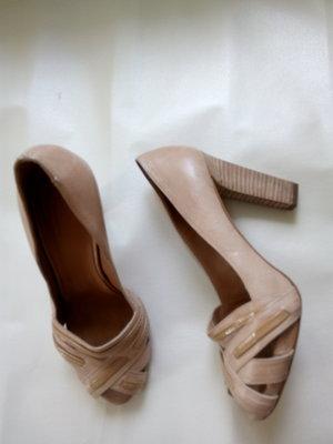430a85eb209b Max Mara оригинал босоножки лакшери р.37 36 нюдовые кожа натуральная  2615  грн - классические туфли в Киеве, объявление №17321294 Клубок (ранее Клумба)
